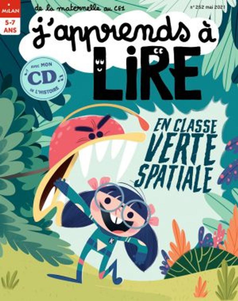 J'apprends à lire : de la maternelle au CE1 | Sanerot, Georges. Directeur de publication