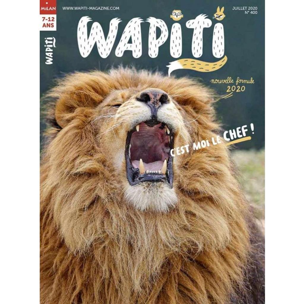 Wapiti : les sciences de la nature   Masson, Claudine (1946-....). Secrétaire