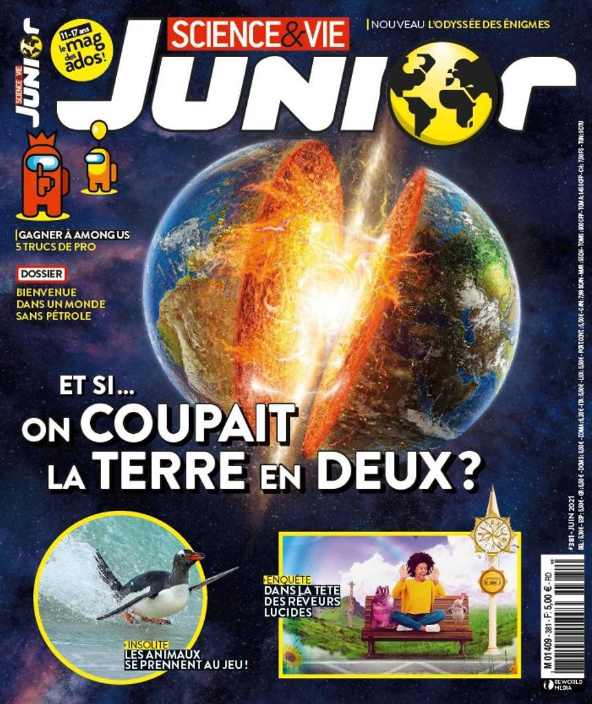 Science et vie junior   Lestienne, Cécile. Secrétaire