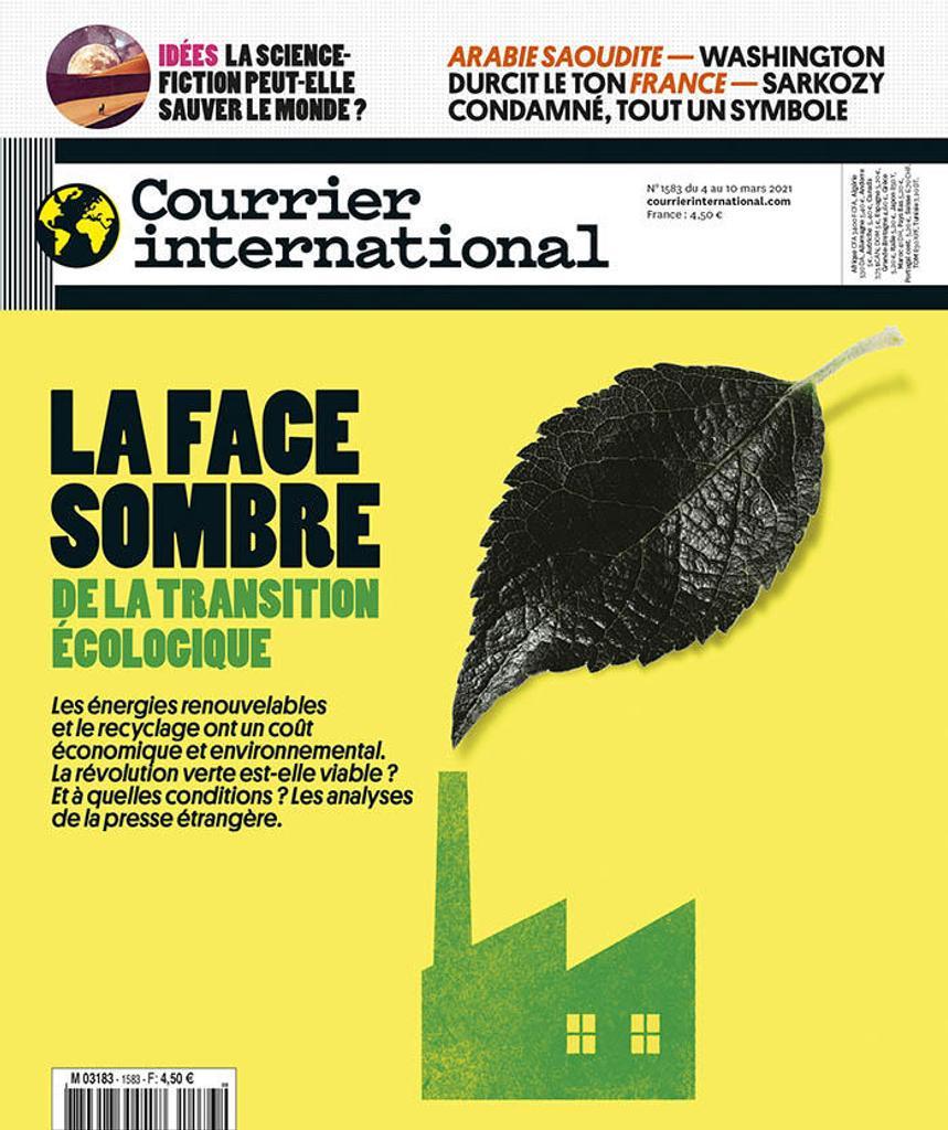 Courrier international   Aubron, Arnaud. Directeur de publication