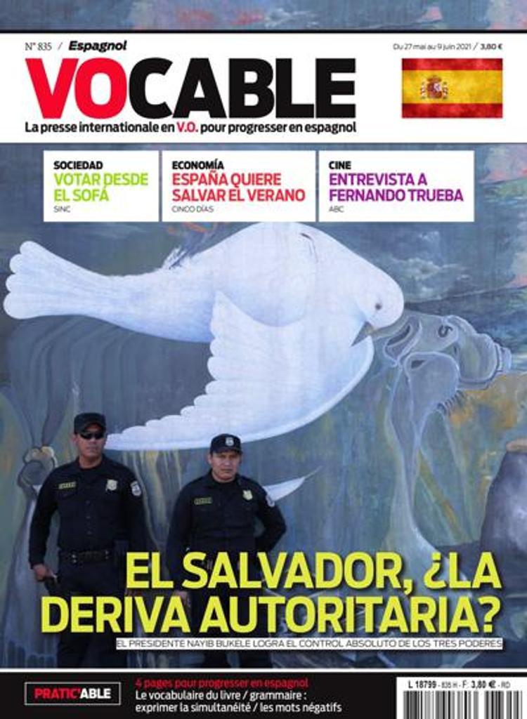Vocable espagnol : vivre le monde en version originale |