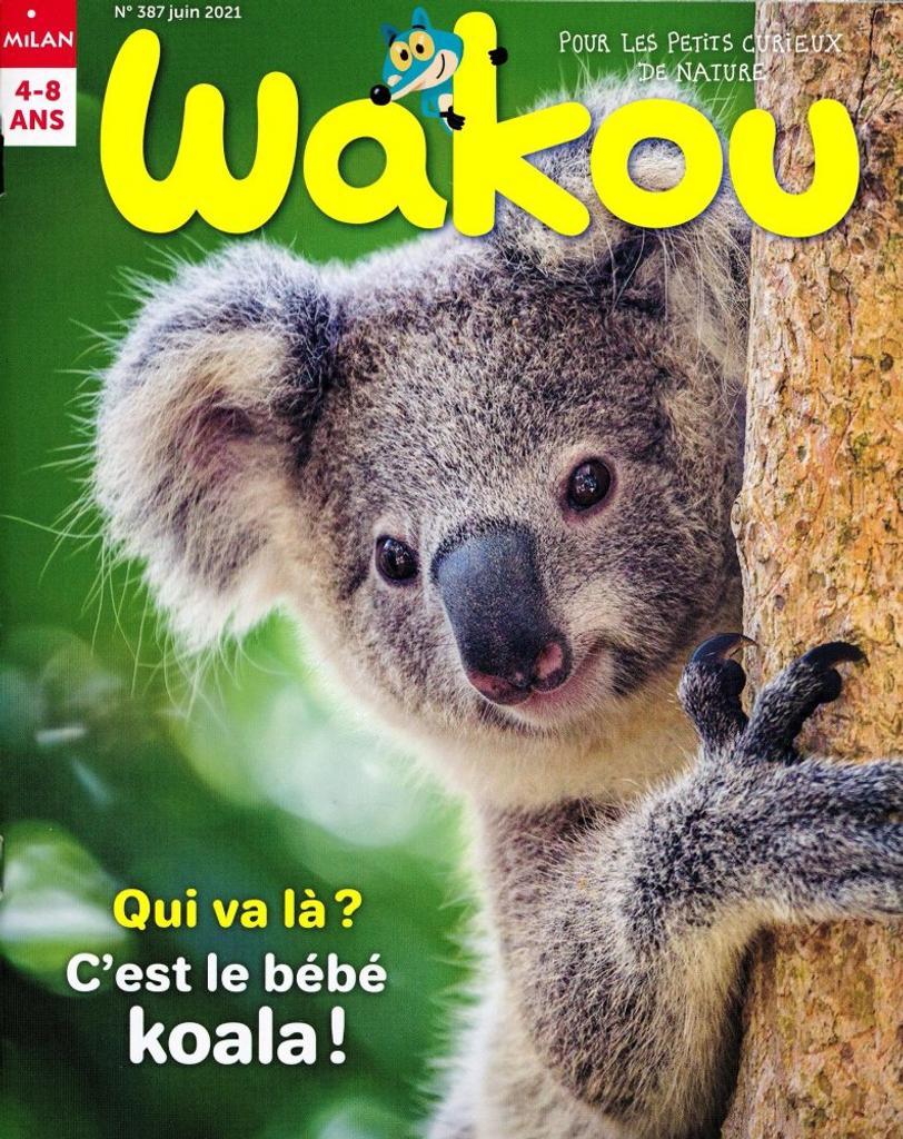 Wakou : pour les petits curieux de nature | Amen, Patrice. Metteur en scène ou réalisateur