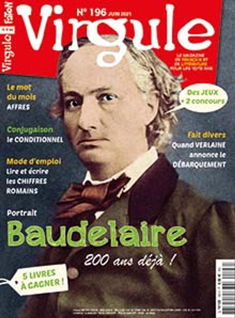 Virgule | Fabre-Faton, Pierrette. Directeur de publication