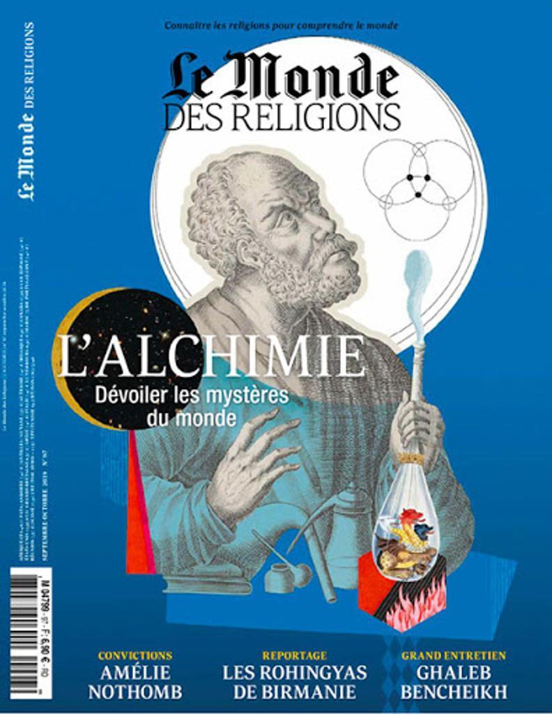 Le Monde des religions | Montel, Jean-Marie. Directeur de publication