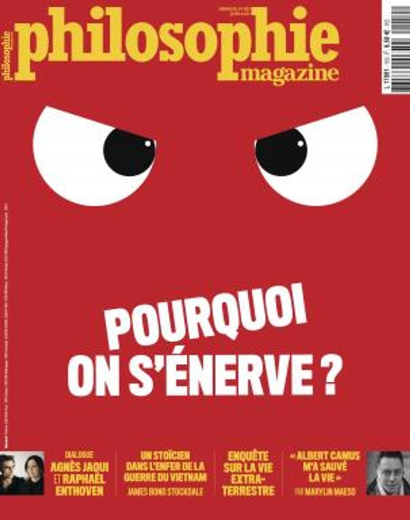 Philosophie magazine | Gershel, Fabrice. Directeur de publication