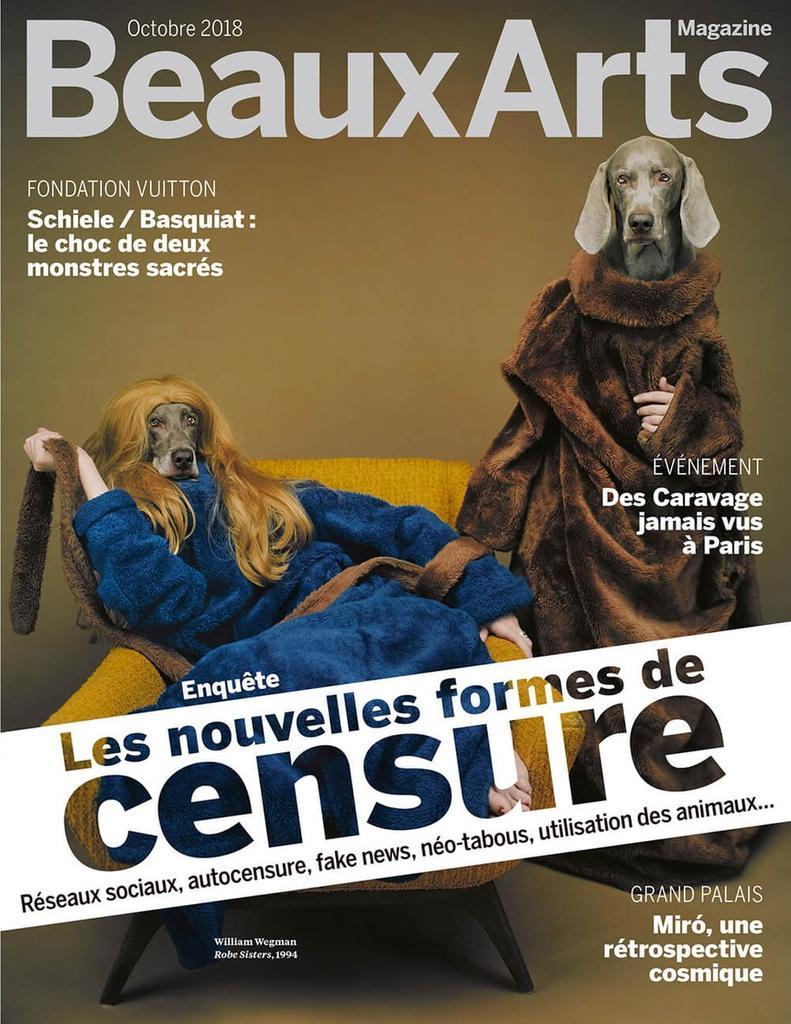 Beaux Arts Magazine   Taittinger, Thierry (1953-....). Éditeur scientifique