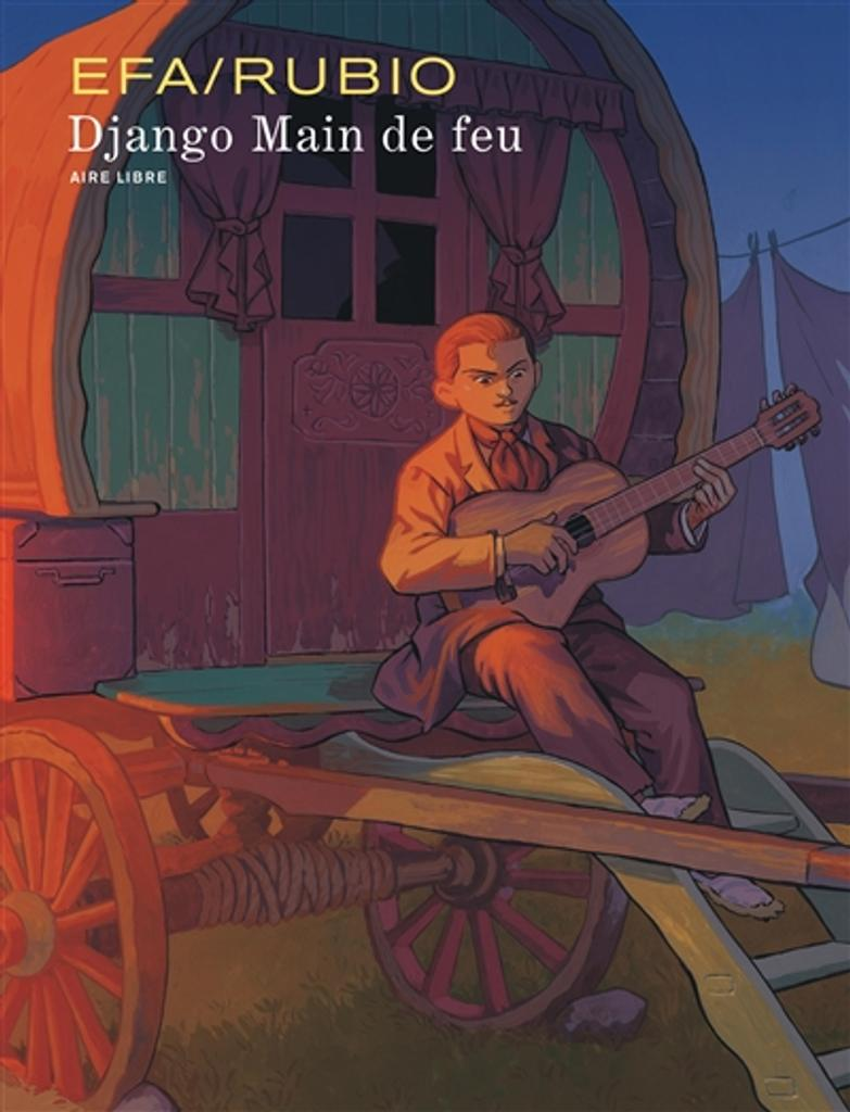 Django Main de feu |
