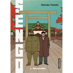 Retrouvailles | Yamada, Sansuke (1972-....). Scénariste. Illustrateur