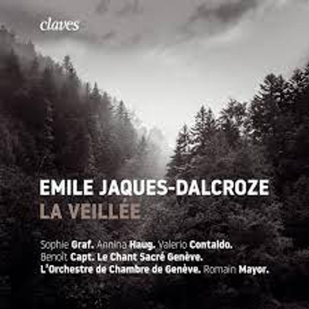 La Veillée : suite lyrique pour choeur, soli et orchestre (Extraits)  