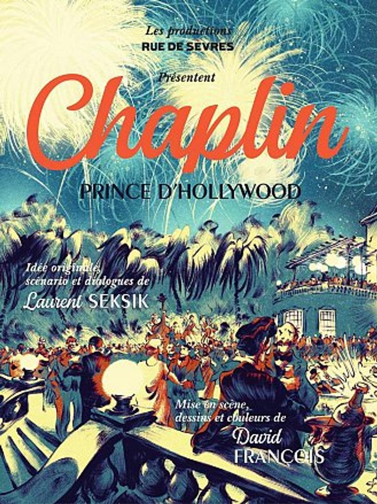 Chaplin prince d'Hollywood  